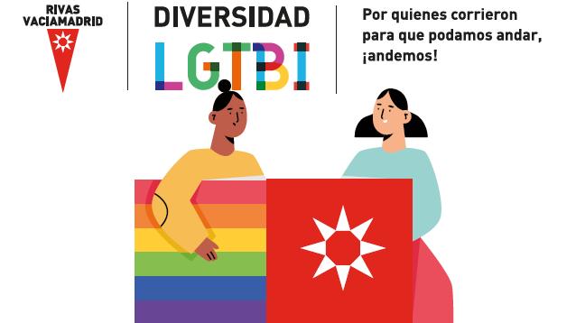 Diagnóstico participativo LGTBI en Rivas
