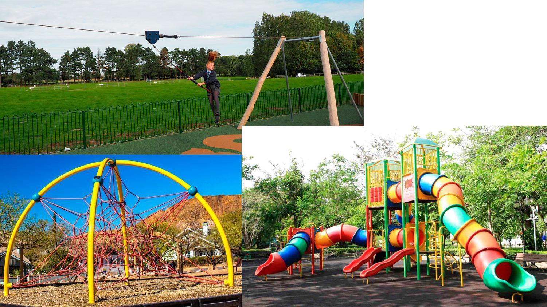 Parque infantil - actividades
